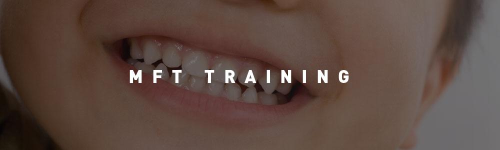 MFT(口腔筋機能療法)